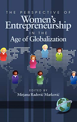 9781593117702: The Perspective of Women's Entrepreneurship in the Age of Globalization (Hc)