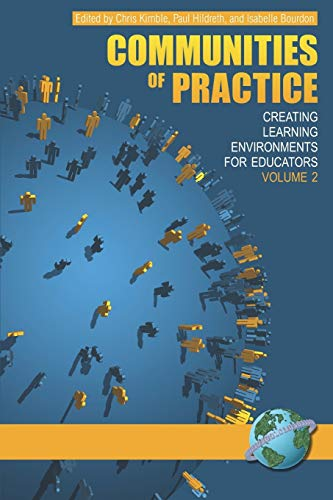 9781593118648: Communities of Practice - Vol. 2: Creating Learning Environments for Educators (Volume 2)