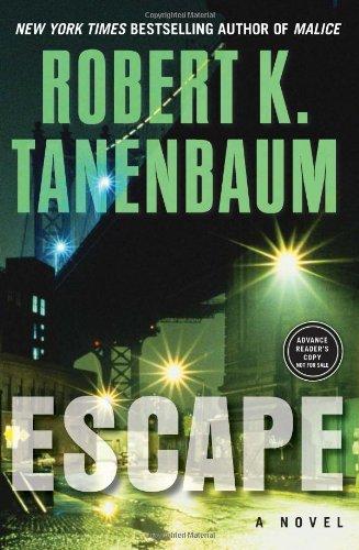ESCAPE: Tanenbaum, Robert K.