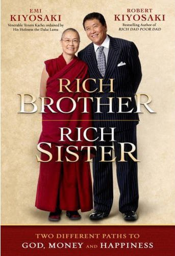 9781593155506: Rich Brother Rich Sister (International Edition): Two Different Paths to God, Money and Happiness