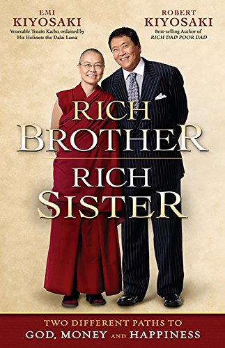 9781593155520: Rich Brother Rich Sister: Two Different Paths to God, Money and Happiness