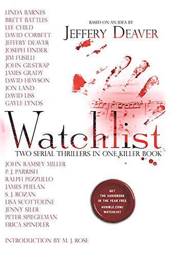 9781593155599: Watchlist: Two Serial Thrillers in One Killer Book
