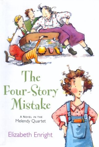 9781593160210: The Four-Story Mistake (Melendy Quartet)