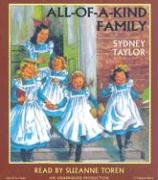 9781593160869: All-of-a-Kind Family [Unabridged CD Version]