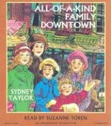 9781593160876: All-of-a-Kind Family Downtown [Unabridged CD Version]