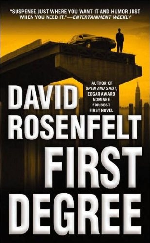 First Degree: David Rosenfelt; Grover Gardner (narrator)