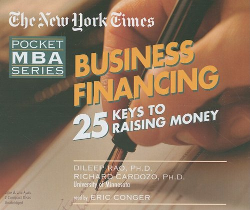 9781593161453: Business Financing (The New York Times Pocket MBA)