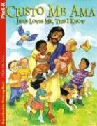 Cristo Me Ama:Jesus loves me this I know (Pack of 6 Books) (Spanish Edition)