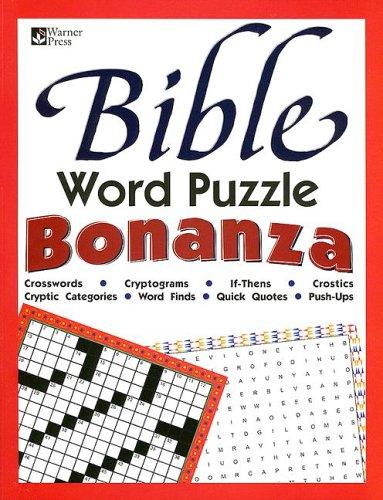 9781593171490: Bible Word Puzzle Bonanza