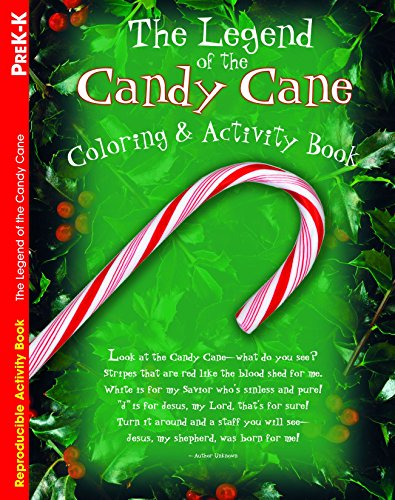 9781593171582: The Legend of the Candy Cane