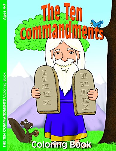 9781593173401: 10 Commandments