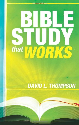 9781593175474: Bible Study That Works