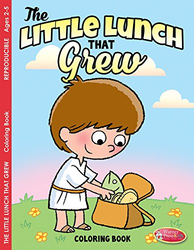9781593177843: The Little Lunch that Grew Coloring Book