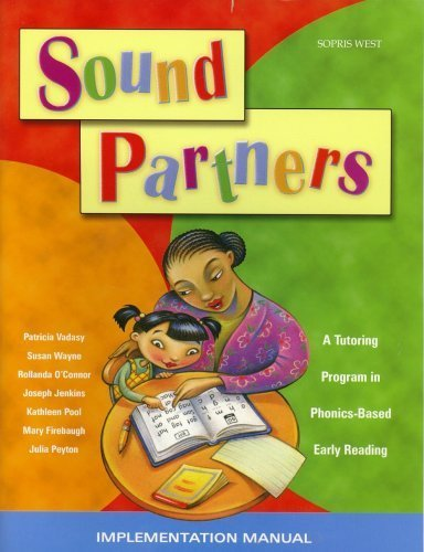 9781593182106: Sound Partners Implementation Manual (Sound Partners)