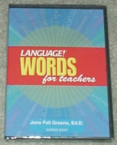 9781593183080: Language! Words for Teachers - Books A-C