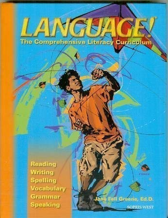 9781593183202: Language: The Comprehensive Literacy Curriculum, Book B