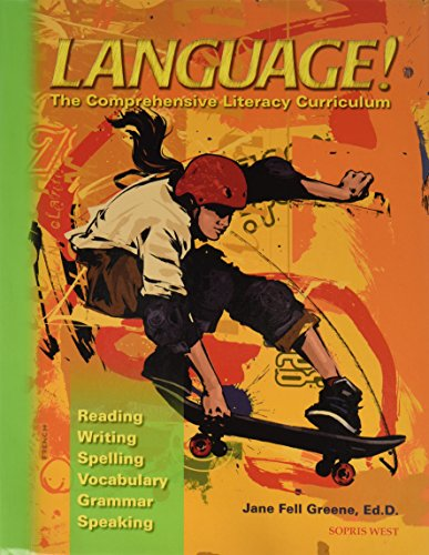 Language! : Book C: Jane Fell Greene;
