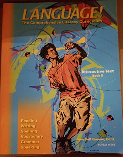 9781593183226: Language the Comprehensive Literacy Curriculum (Interactive Text)