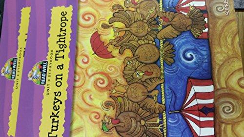 Turkeys on a Tightrope (Unit 8 StoryBook): West, Sopris