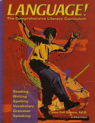 9781593183752: Language! The Comprehensive Literacy Curriculum: Reading, Writing, Spelling, Vocabulary, Grammar, Speaking