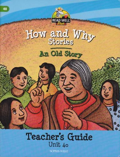 9781593184636: Read Well 1 Unit 40 -- an Old Story (Teacher's Guide)