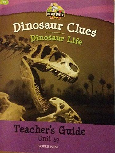 Read Well Plus Unit 49 -- Dinosaur: M. Sprick and