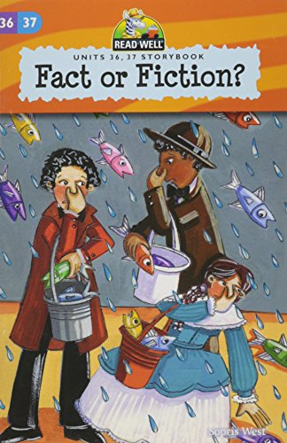 9781593184834: Fact or Fiction (Units 36,37 StoryBook)