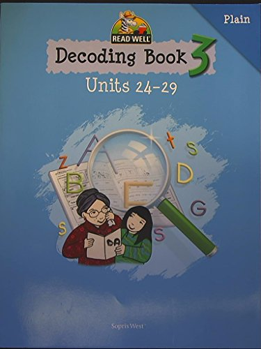 Read Well: Decoding Book 3. Level 1,