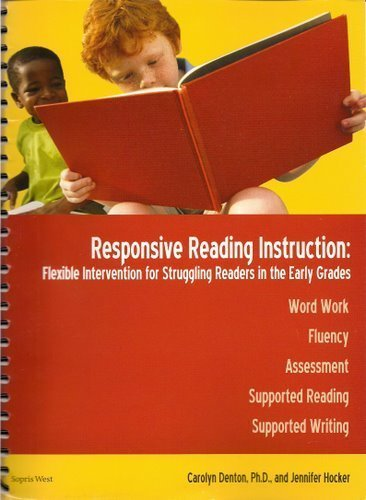 9781593185923: Responsive Reading Instruction: Flexible Intervention for Struggling Readers in the Early Grades