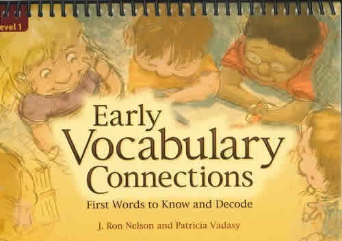9781593187354: Early Vocabulary Connections Set, Level 1