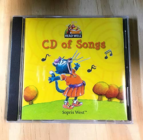 9781593188726: Read Well CD of Songs (Read Well K CD of Songs)