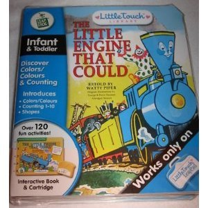 9781593191528: The Little Engine That Could Little touch library Leapfrog