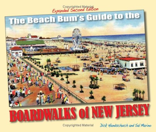 9781593220372: The Beach Bum's Guide to the Boardwalks of New Jersey