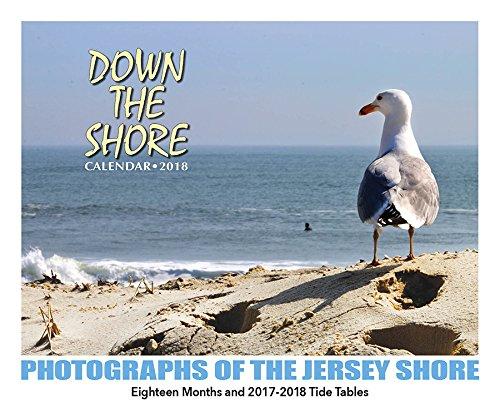 Down The Shore - New Jersey Shore Calendar 2018