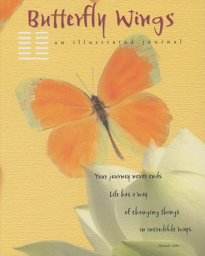 9781593244958: Butterfly Wings: An Illustrated Journal