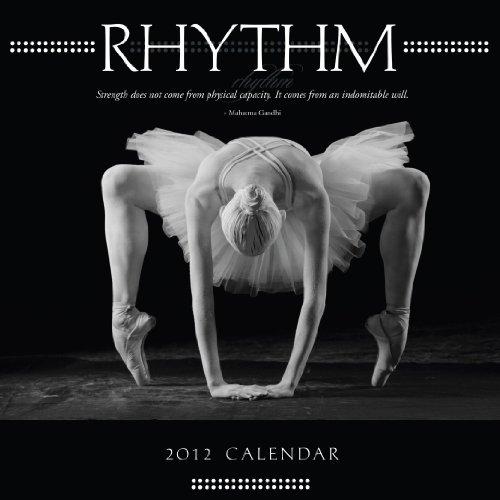 9781593248680: 2012 Rhythm Wall Calendar