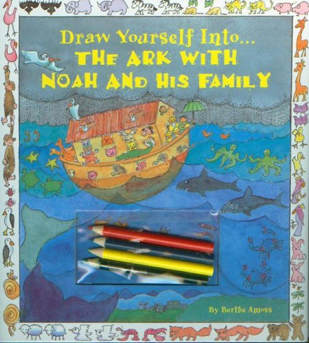 9781593250034: The Ark with Noah and His Family: A Pencil Prayer Workbook for Kids