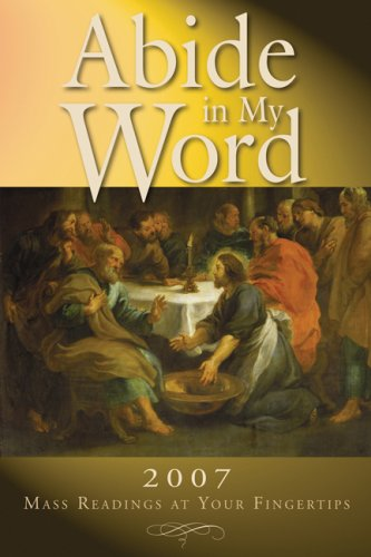 Abide in My Word : Mass Readings at Your Fingertips