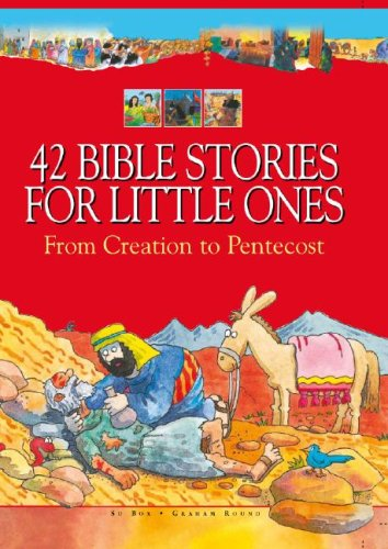 9781593251383: 42 Bible Stories for Little Ones: From Creation to Pentecost