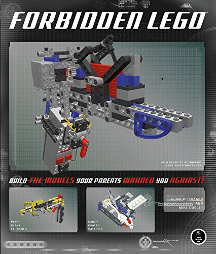 9781593271374: Forbidden LEGO: Build the Models Your Parents Warned You Against!