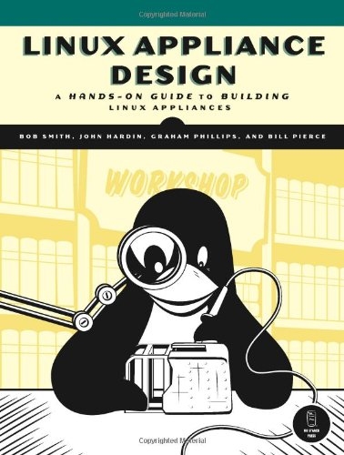 Linux Appliance Design: A Hands-On Guide to Building Linux Appliances 9781593271404 Modern appliances are complex machines with processors, operating systems, and application software. While there are books that will tell you how to run Linux on embedded hardware, and books on how to build a Linux application, Linux Appliance Design is the first book to demonstrate how to merge the two and create a Linux appliance. You'll see for yourself why Linux is the embedded operating system of choice for low-cost development and a fast time to market. Linux Appliance Design shows how to build better appliances-appliances with more types of interfaces, more dynamic interfaces, and better debugged interfaces. You'll learn how to build backend daemons, handle asynchronous events, and connect various user interfaces (including web, framebuffers, infrared control, SNMP, and front panels) to these processes for remote configuration and control. Linux Appliance Design also introduces the Run-Time Access library, which provides a uniform mechanism for user interfaces to communicate with daemons. Learn to: Separate your user interfaces from your daemons Give user interfaces run time access to configuration, status, and statistics Add professional network management capabilities to your application Use SNMP and build a MIB Build a web-based appliance interface Build a command line interface (CLI) Build a framebuffer interface with an infrared control as input Manage logs and alarms on an appliance Companion CD includes a prototype appliance-a home alarm system-that supports the book's lessons.