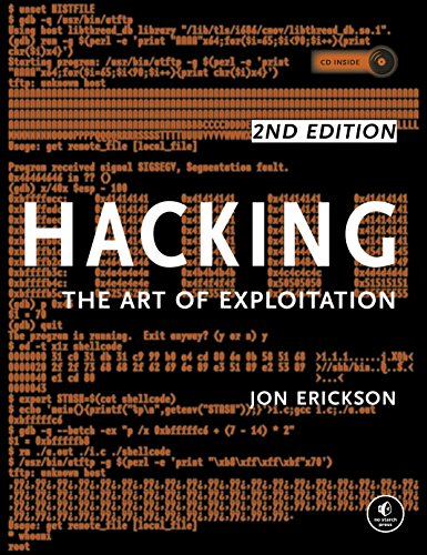 9781593271442: Hacking: The Art of Exploitation, 2nd Edition