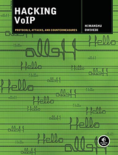 9781593271633: Hacking VoIP: Protocols, Attacks, and Countermeasures