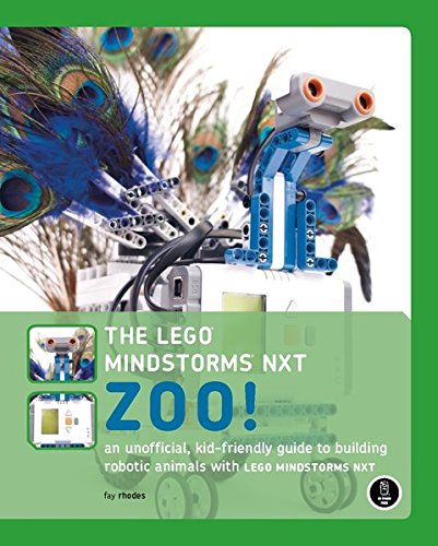 9781593271701: The LEGO MINDSTORMS NXT Zoo!: A Kid-Friendly Guide to Building Animals with the NXT Robotics System