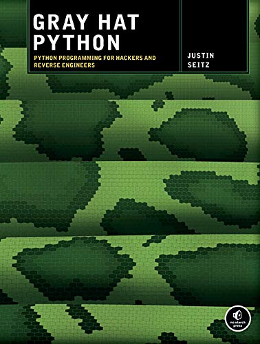 9781593271923: Gray Hat Python - Python Programming for Hackers and Reverse Engineers