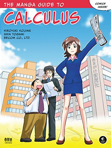 9781593271947: The Manga Guide to Calculus