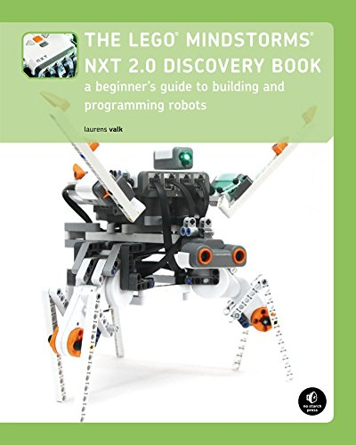 9781593272111: The LEGO MINDSTORMS NXT 2.0 Discovery Book