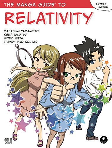 9781593272722: The Manga Guide to Relativity