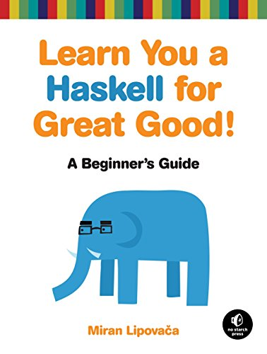Learn You a Haskell for Great Good!: Lipovaca, Miran
