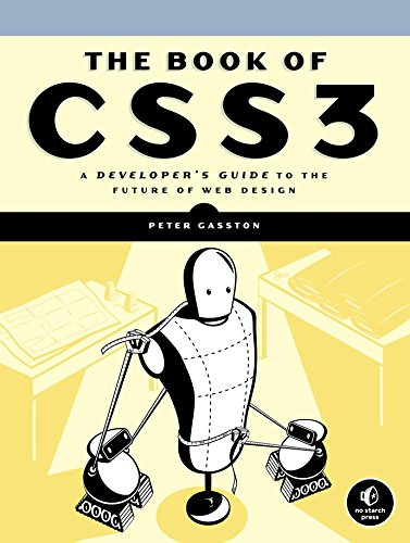 9781593272869: The Book of CSS3: A Developer's Guide to the Future of Web Design